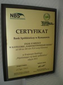 Największe banki spółdzielcze